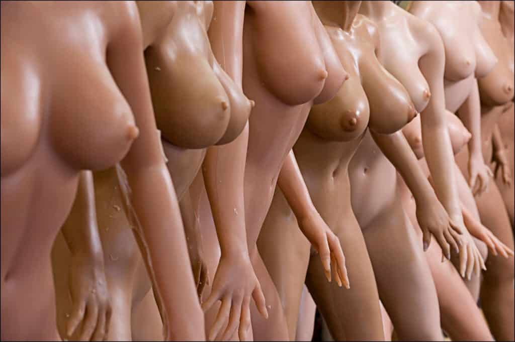 The Truth About Sex Doll Industry