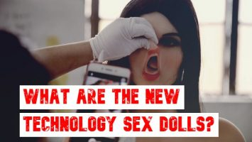 What are the new technology sex dolls?